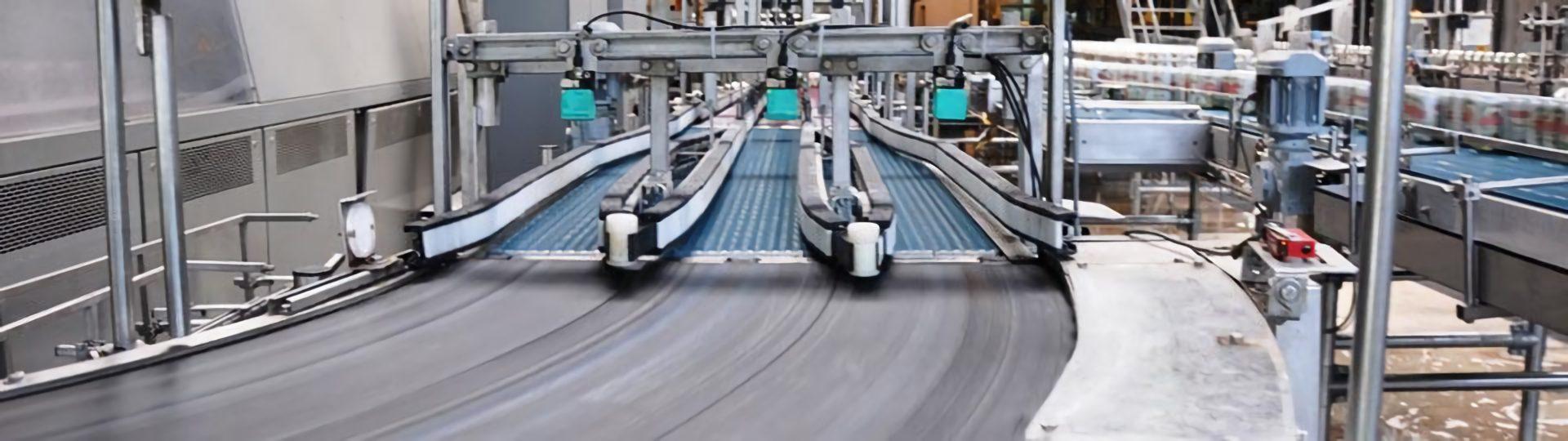 Produkcja linii transportujących dla przemysłu spożywczego i innych
